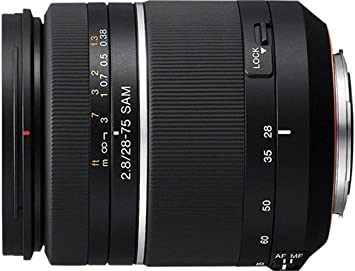 Sony Sal 2875 Standard Zoom Objektiv Kamera