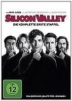 Silicon Valley - Die komplette erste Staffel - Doppel DVD