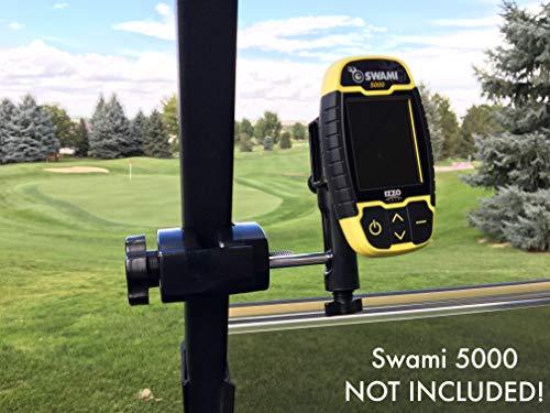Caddie Buddy Swami 5000 Golf Cart Mount/Holder