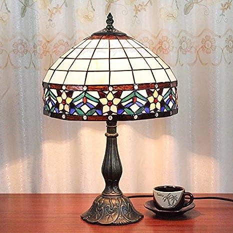Ertl @ salón mesa lámpara mediterráneo Oriental Mode lámpara ...