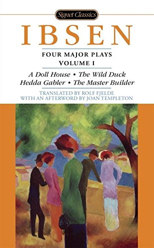 1: Four Major Plays, Volume I (Signet Classics) History Of Russian Theater