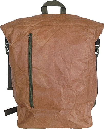BRUSH UP STANDARD FLY BAG バックパック レーションタンク ブラウン リュックタイプ 軽量 耐水 不織紙製 BUS333 B071WRHP7Y