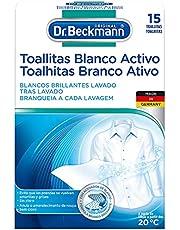 Dr Beckmann Dr. Beckmann actieve doeken, 5 doeken, wit