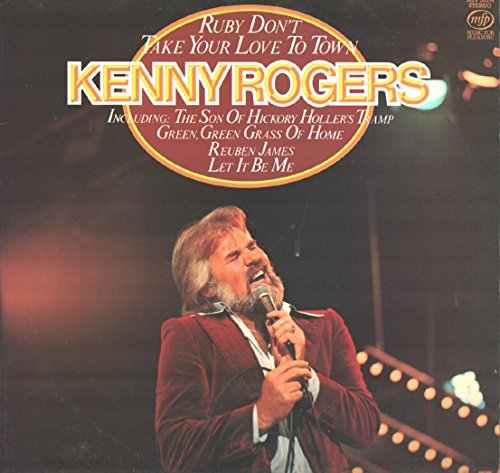 KENNY ROGERS - Kenny Rogers: Ruby Don