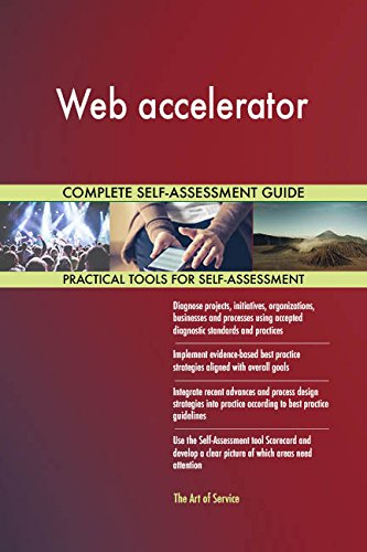 Web accelerator Toolkit: best-practice templates, step-by-step work plans and maturity diagnostics