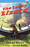 img - for The Lucky Lizard (Puffin Chapters) book / textbook / text book