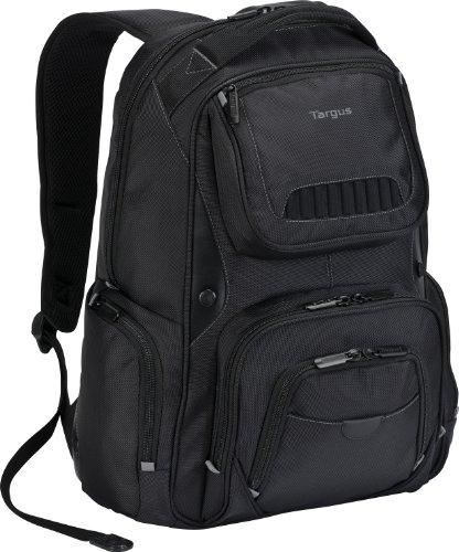Targus Legend IQ Backpack Fits up to 16-Inch Laptop, Black (TSB705US), Bags Central