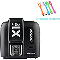 Godox X1C E-TTL Wireless 2.4 G Flash Remote Trigger Transmitter for Canon EOS series cameras + HuiHuang free gift
