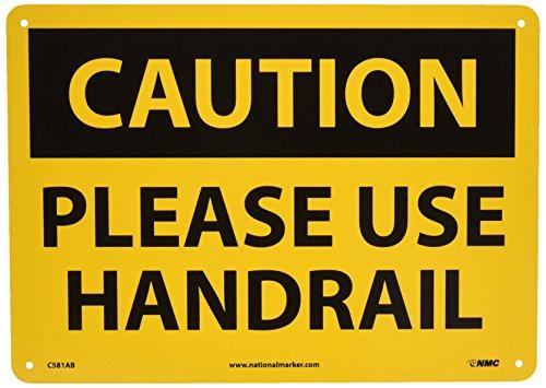 Use Handrail - 2