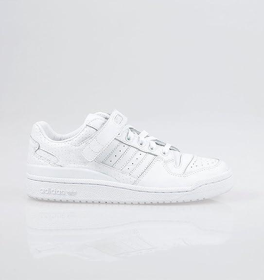 huge selection of 5b77b e8e93 ADIDAS ORIGINALS Forum Low Sneaker Damen Amazon.co.uk Shoes