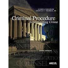 Criminal Procedure: Investigating Crime, 5th – CasebookPlus