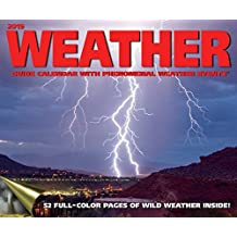 Weather Guide 2019 Wall Calendar