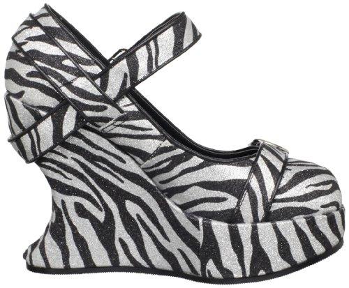 Demonia - Zapatos de vestir para mujer multicolor - multicolor