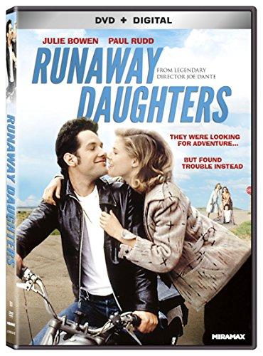 Runaway Daughters [DVD + Digital] -  Rated PG-13