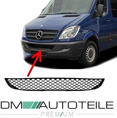 DM Autoteile Benz Sprinter 906 L/üftungsgitter Sto/ßstange vorne Gitter Schwarz 06-13