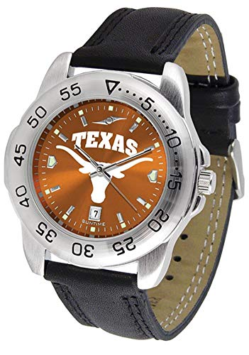 Linkswalker Mens Texas Longhorns Sport Anochrome Watch