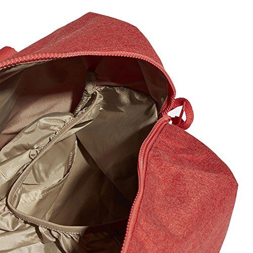 Ash Id Grey Scarlet adidas Duffel Trace Team Bag Women's Trace Scarlet 5vpvn0
