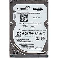 ST500VT000, S3P, SU, PN 1DK142-120, FW 0001MBC1, Seagate 500GB SATA 2.5 Hard Drive