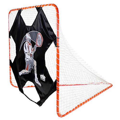 Lacrosse Goal Practice Target (Goal Not Included) - Fits Any Standard Size Lacrosee Goal! by Crown (Image #1)