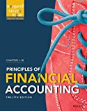 Principles of Financial Accounting - Chapters 1-18 12th Edition