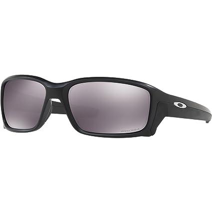 901680722c Oakley Men's Straightlink 933114 Sunglasses, Matte Black), 58 ...