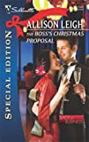 img - for The Boss's Christmas Proposal (Silhouette Special Edition) book / textbook / text book