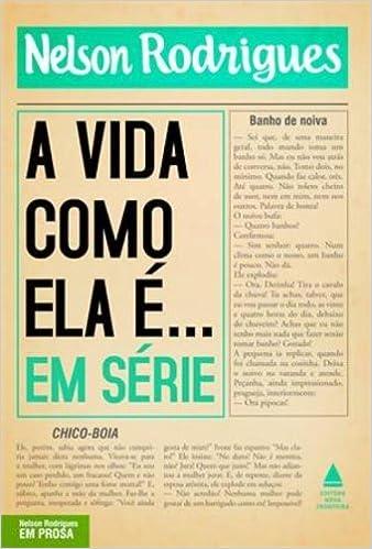 Book Vida Como Ela E. . . : Em Serie (Em Portugues do Brasil)