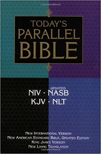 Today's Parallel Bible: New International Version, New