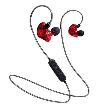 Dicomi - Auriculares de Diadema Deportivos con Bluetooth (Escuchar ...