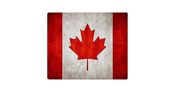 50x60 Stadium Blanket Canada Flag CafePress Soft Fleece Throw Blanket