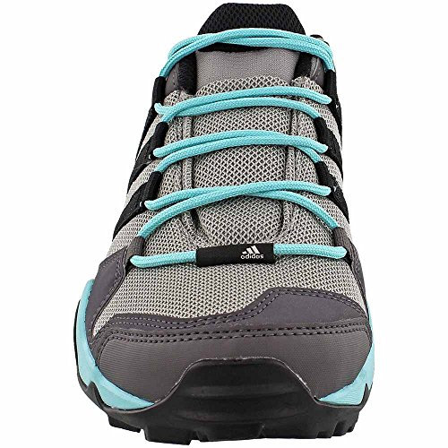 Adidas Outdoor Donna Terrex Ax2r Grigio Medio Heather Grigio Solido / Nero / Granito 6.5 B Us