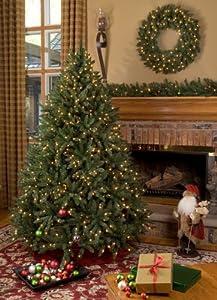 75 full douglas fir tree unlit - Full Christmas Tree