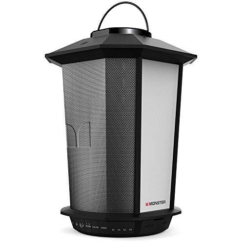 Monster GLO 2 Lantern Bluetooth - Speaker Outdoor Lantern