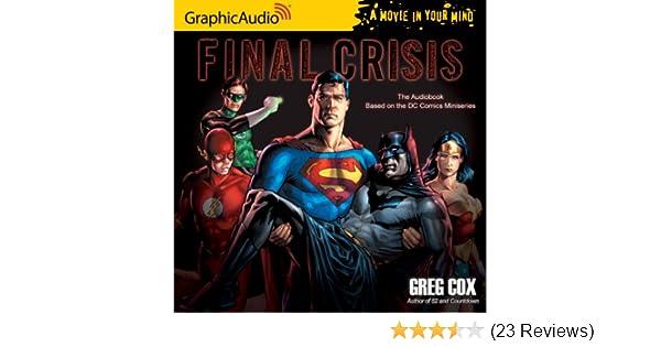 Final Crisis comics U PICK 1 2 3 4 5 6 7 tieins Batman Superman Wonder Woman NEW