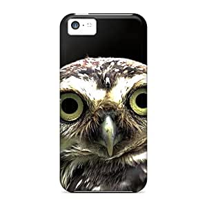 fenglinlinSurprised Owl Cases Compatible With iphone 5/5s/ Hot Protection Cases