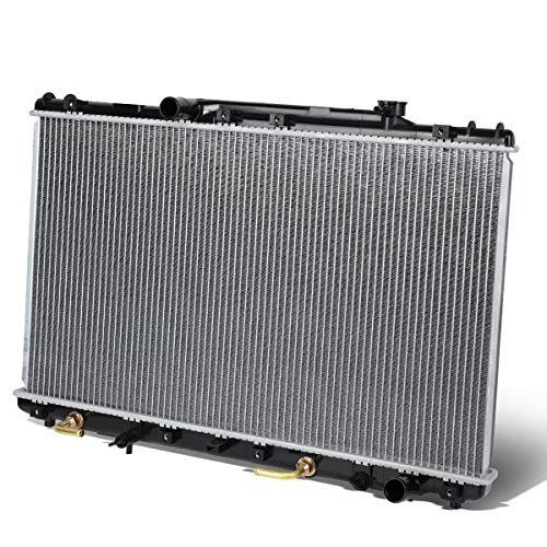 For 92-96 Toyota Camry 2.2L 4-Cyl AT Lightweight OEM Full Aluminum Core Radiator DPI (4 Cyl Auto Transmission)