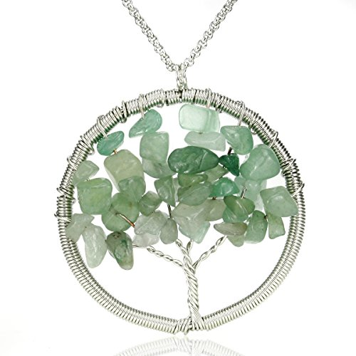 Jade Beaded Necklace - 2