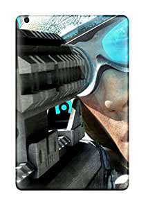 [bBm1LuIc]premium Phone Cases For Ipad Mini/ Tom Clancy's Ghost Rn Advanced Warfighter 2 Tpu Cases Covers