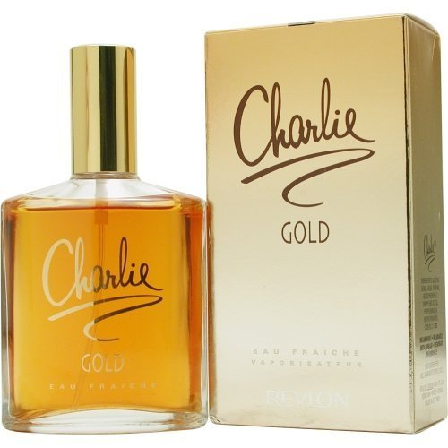 CHARLIE GOLD by Revlon Eau Fraiche Spray 3.4 oz (Women) by REVLON