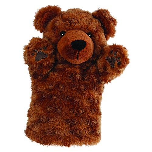 The Puppet Company CarPets Bear Hand Puppet Bear Plush Hand Puppet
