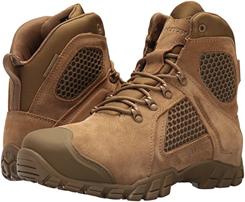 Bates Shock Fx Waterproof Military Boots