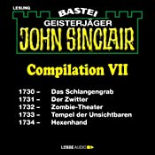 John Sinclair Compilation VII: Band 1730 - 1734 | Jason Dark
