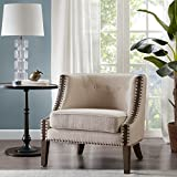 Verono Accent Chair Cream See Below