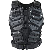 ACTIONUNION Adjustable Tactical Vest for Airsoft
