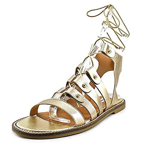 Dune London Lorelli Women US 6 Gold Gladiator Sandal