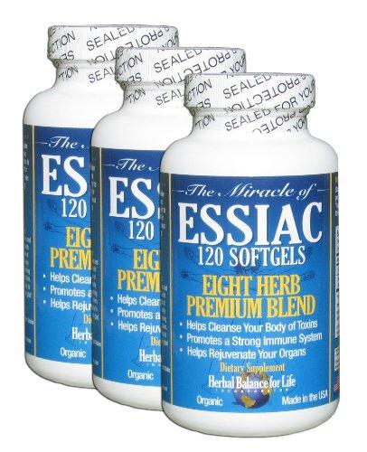 Essiac Softgels Brewing Refrigeration Travel product image