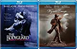 Kevin Costner Mega Hits: The Body Guard & Wyatt Earp 2-pack movie double feature
