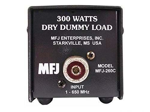 MFJ Enterprises Original MFJ-260C Dummy Load, 300 Watt, 0-650 MHz, Dry by MFJ