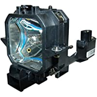 ELPLP21 V13H010L21 Lamp for Epson EMP-73 EMP-53 PowerLite 53c 73c Projector Lamp Bulb with housing