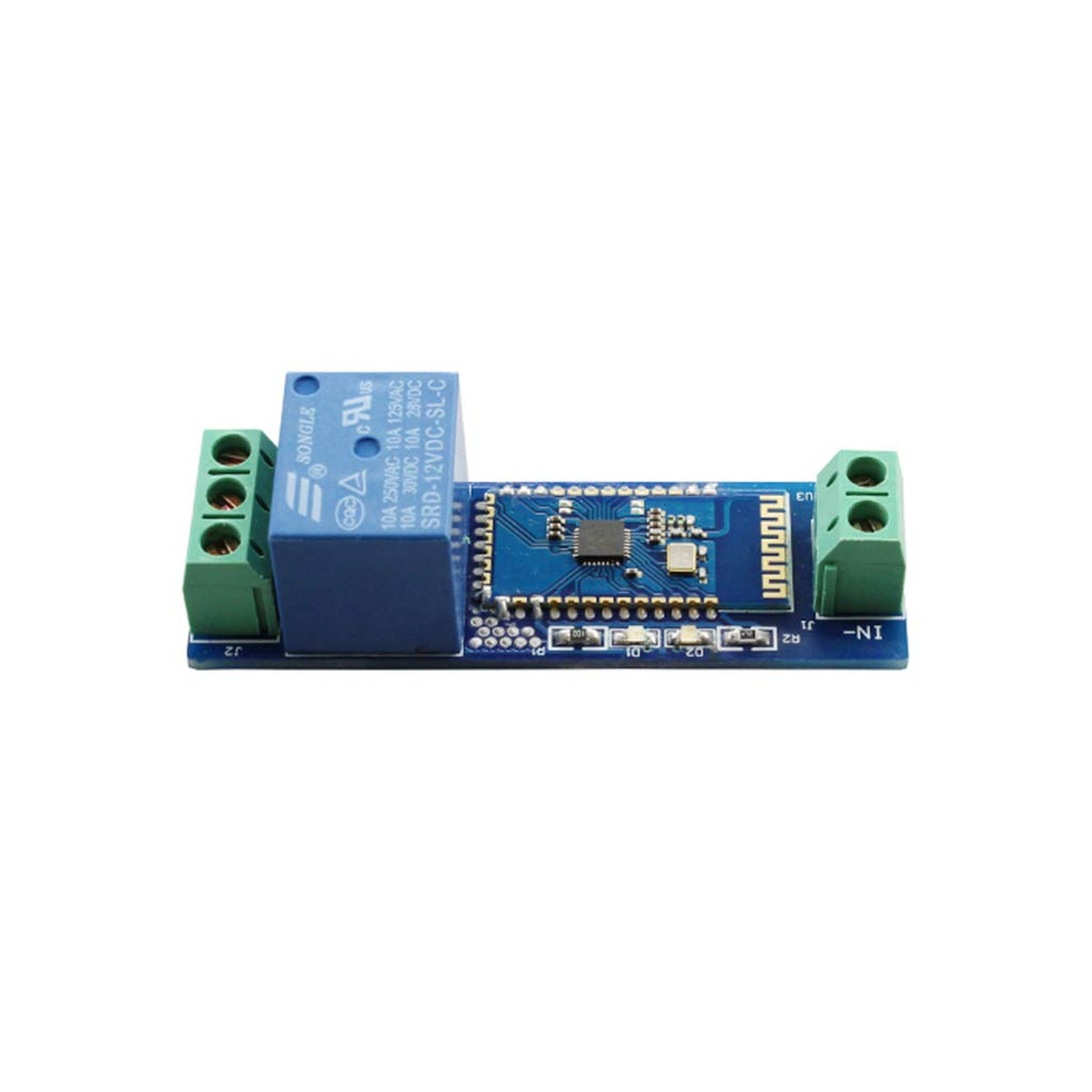 BIlinli Relais Internet-Bluetooth-Modul Intelligente Fernbedienung Handy-Schalter DC12V Wireless Relay Module Component